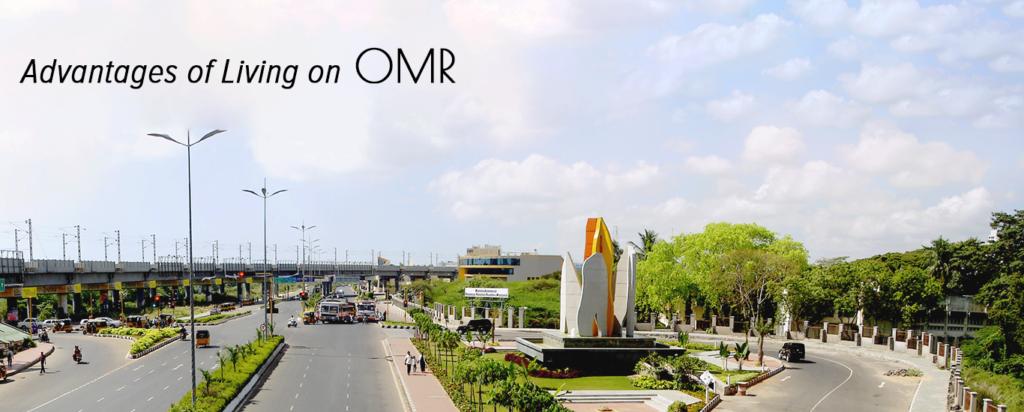 Advantages of Living on OMR | Lancor Holdings