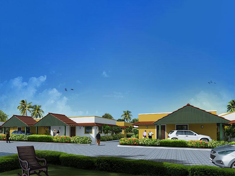 Lancor Harmonia   - Real Estate Builders in Chennai